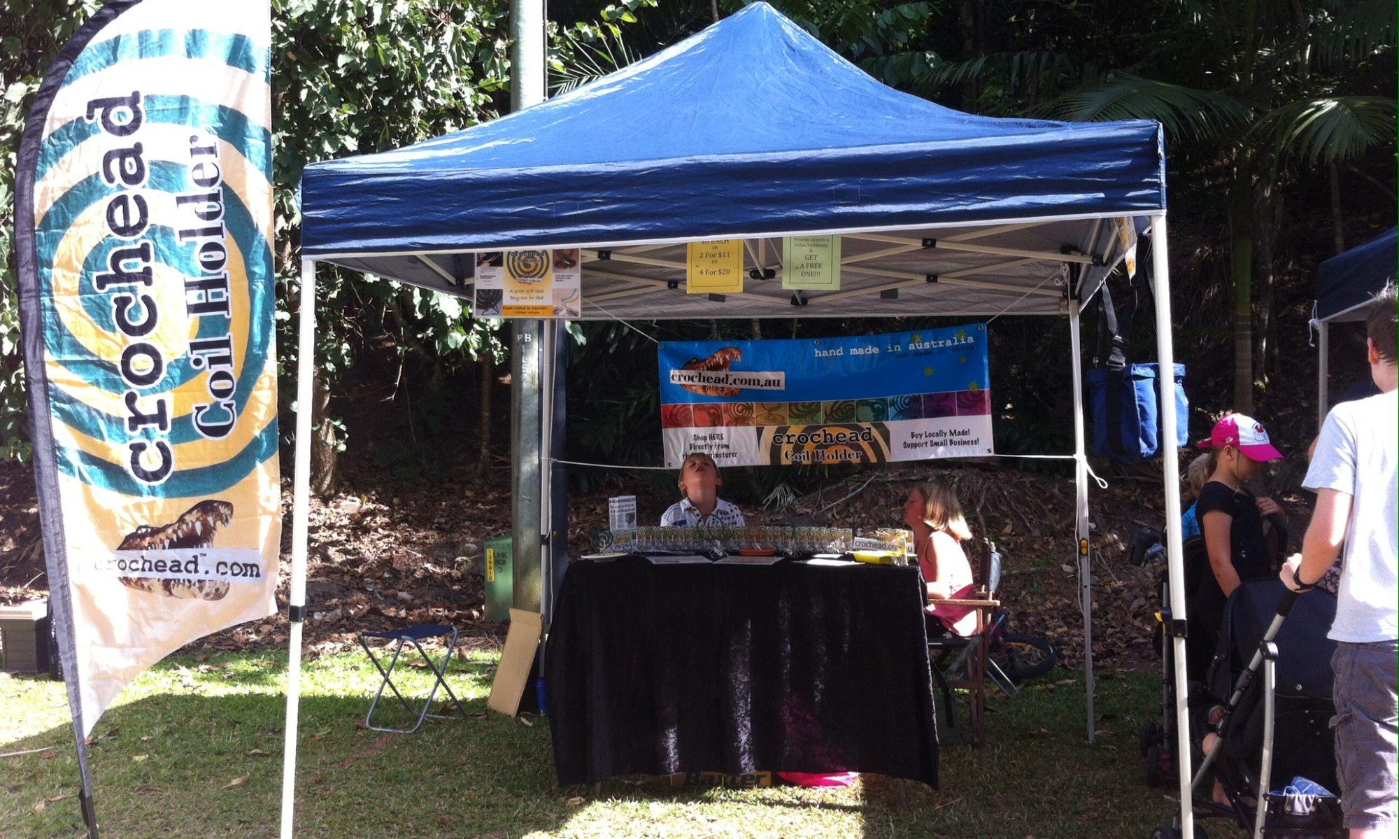 Aussie Stall Holders